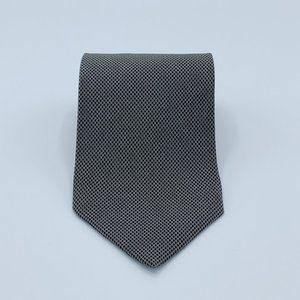 Georgio Armani 100% Silk Taupe Tie